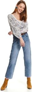 Jeansy Top Secret w stylu casual