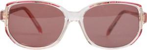 Brązowe okulary damskie Givenchy