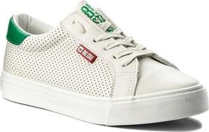 Sneakersy big star - aa274745 white