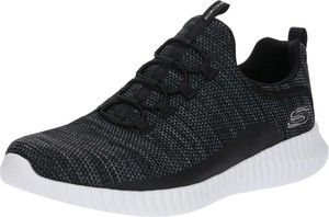 Buty sportowe Skechers z płaską podeszwą