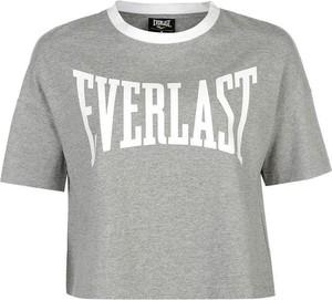 T-shirt Everlast z okrągłym dekoltem