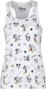 Top Myszka Miki I Minnie z bawełny
