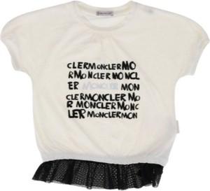 Bluzka dziecięca Moncler