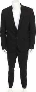 Czarny garnitur Lindbergh
