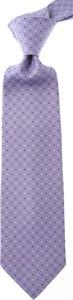 Fioletowy krawat Marinella