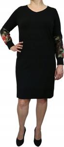Czarna sukienka Inna mini