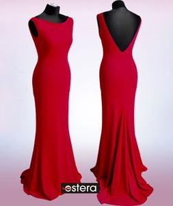 Czerwona sukienka Estera