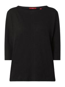 Bluzka S.Oliver Red Label z okrągłym dekoltem w stylu casual