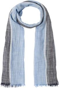Niebieski szalik Olsen