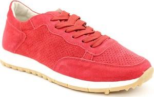 Buty sportowe American Club z płaską podeszwą