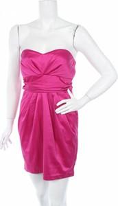 Różowa sukienka Costa Blanca gorsetowa