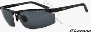 Stylion Męskie Okulary LOZANO LZ-310 Polaryzacyjne Aluminiowo-Magnezowe