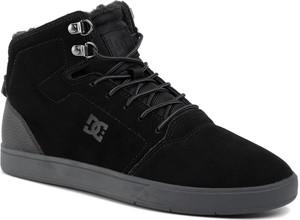 Czarne buty zimowe DC Shoes