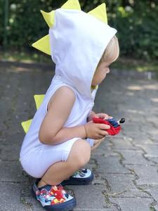 Odzież niemowlęca ilovemilk.pl z bawełny dla chłopców
