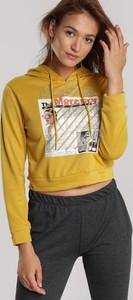 Bluza Renee krótka