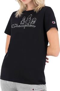 T-shirt Champion z krótkim rękawem