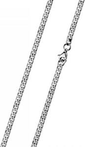 Silverado Długi łańcuszek ze stali szlachetnej pancerka 77-LA020