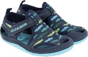 Buty dziecięce letnie Cool Club na rzepy
