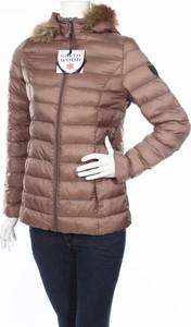 Brązowa kurtka North Wood krótka w stylu casual