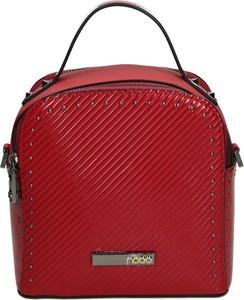 Czerwona torebka NOBO średnia na ramię