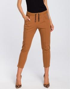 Spodnie sportowe MOE z dresówki