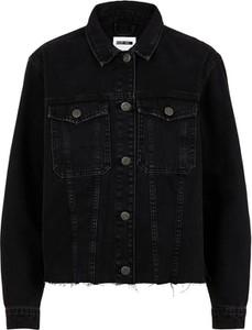 Kurtka Noisy May krótka w stylu casual z jeansu