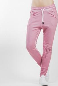 Spodnie sportowe Backyard Cartel w młodzieżowym stylu
