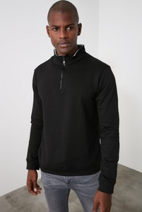 Czarna bluza Trendyol w stylu casual