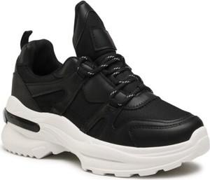 Czarne buty sportowe DeeZee