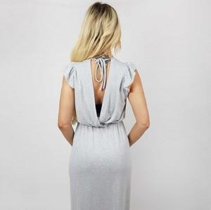 Sukienka Beauty_senses w stylu casual mini z krótkim rękawem