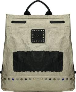 2d723791ed851 Złoty plecak NOBO ze skóry ekologicznej