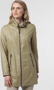 Zielony płaszcz Creenstone w stylu casual