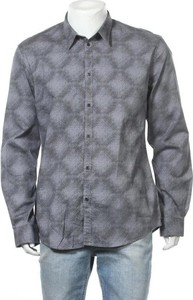 Koszula Gaudi Jeans z długim rękawem z klasycznym kołnierzykiem