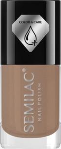C234 Lakier do paznokci z odżywką Semilac Color&Care 7ml