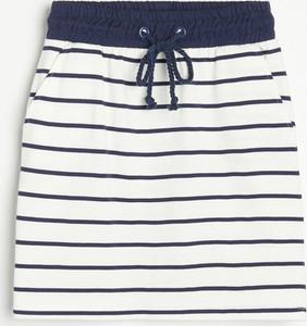 Spódnica Reserved mini w stylu casual