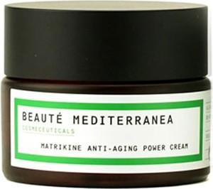 """Beaute Mediterranea Przeciwzmarszczkowy krem do twarzy """"Matrikine"""" - 50 ml"""