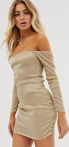 Sukienka In The Style z długim rękawem