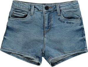 Niebieskie spodenki dziecięce O'Neill z jeansu