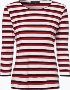 T-shirt Marie Lund z okrągłym dekoltem z długim rękawem
