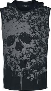 Czarny t-shirt Rock Rebel by EMP