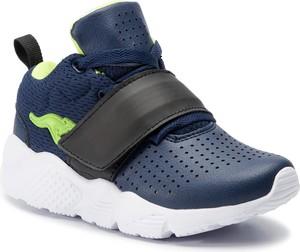 Buty sportowe dziecięce Kangaroos sznurowane