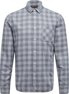 Koszula Review z bawełny z klasycznym kołnierzykiem z długim rękawem