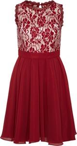 Sukienka VM Vera Mont z okrągłym dekoltem