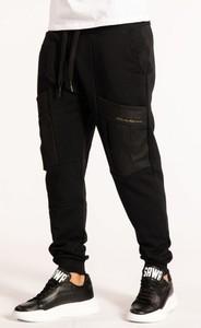 Spodnie ubierzsie.com w sportowym stylu z bawełny