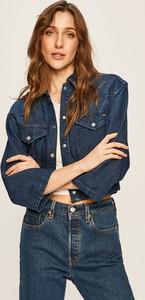 Kurtka Pepe Jeans z bawełny krótka