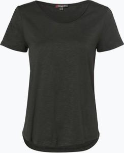 Zielony t-shirt STREET ONE