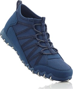 Granatowe buty sportowe bonprix bpc selection