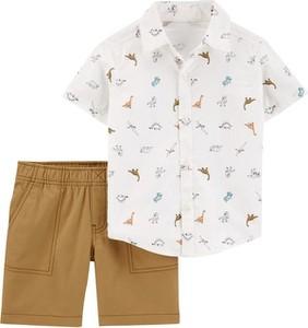Koszula dziecięca Carter's dla chłopców z bawełny