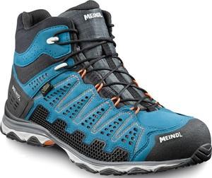 Buty trekkingowe Meindl z goretexu w sportowym stylu