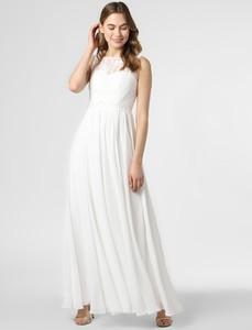 Sukienka Luxuar Fashion maxi rozkloszowana